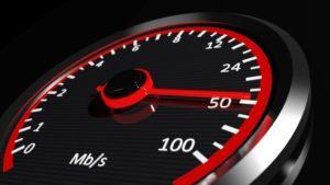 спидометр для скорости интернета