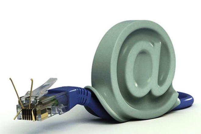 медленный интернет