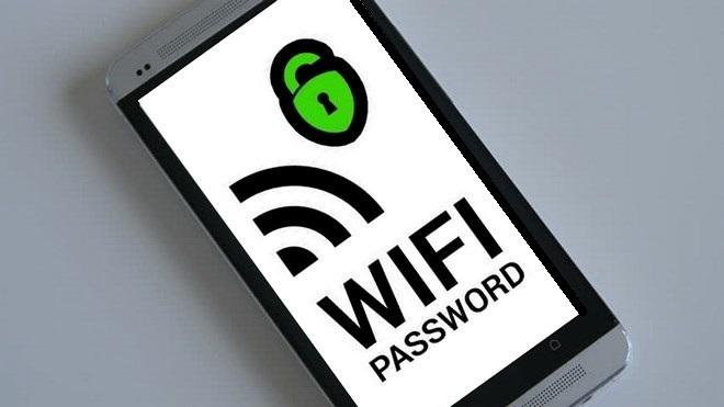 пароль wi-fi на смартфоне