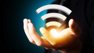 wifi подлкючение