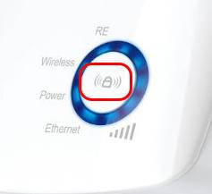 Кнопка с изображением замка