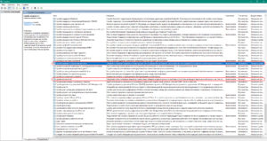 Служба сведений о сетях и списка сетей