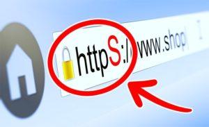 Использовать безопасную передачу данных по защищенному соединению HTTPS