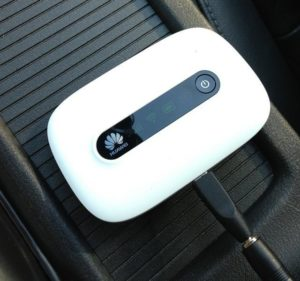 Стационарные Wi-Fi-модемы и маршрутизаторы для машины