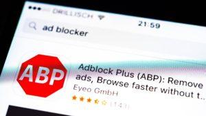 Блокировщик рекламы