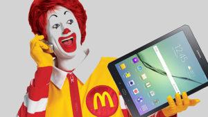 McDonald's Free Wi-Fi