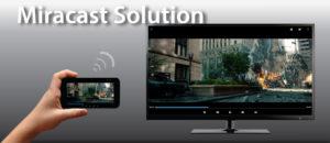 Miracast wifi