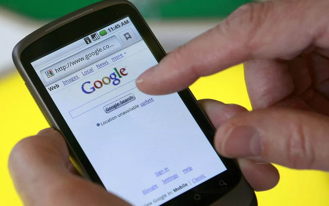 Настройка Интернета на телефоне