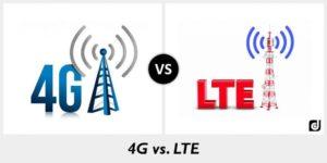 Что быстрее: 4Gили LTE