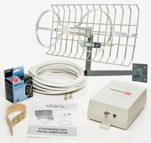 Усиление 3Gсигнала при помощи простой самодельной антенны
