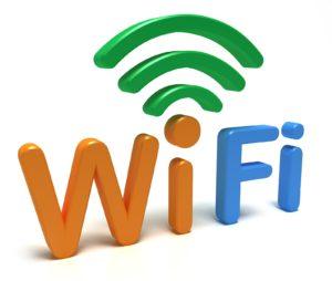 Логотип беспроводного соединения Wi-Fi