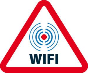 wifi не отвечает требованиям безопасности