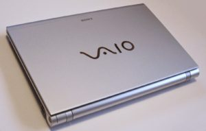 Ноутбук «Сони Вайо»