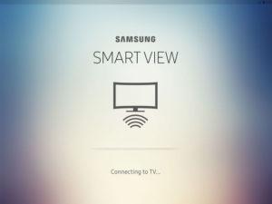 Подключение айпада ктелевизору самсунг через программу Samsung SmartView