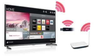 Как подключить телевизор к вай-фай