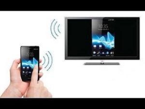 Подключение айфона к телевизору
