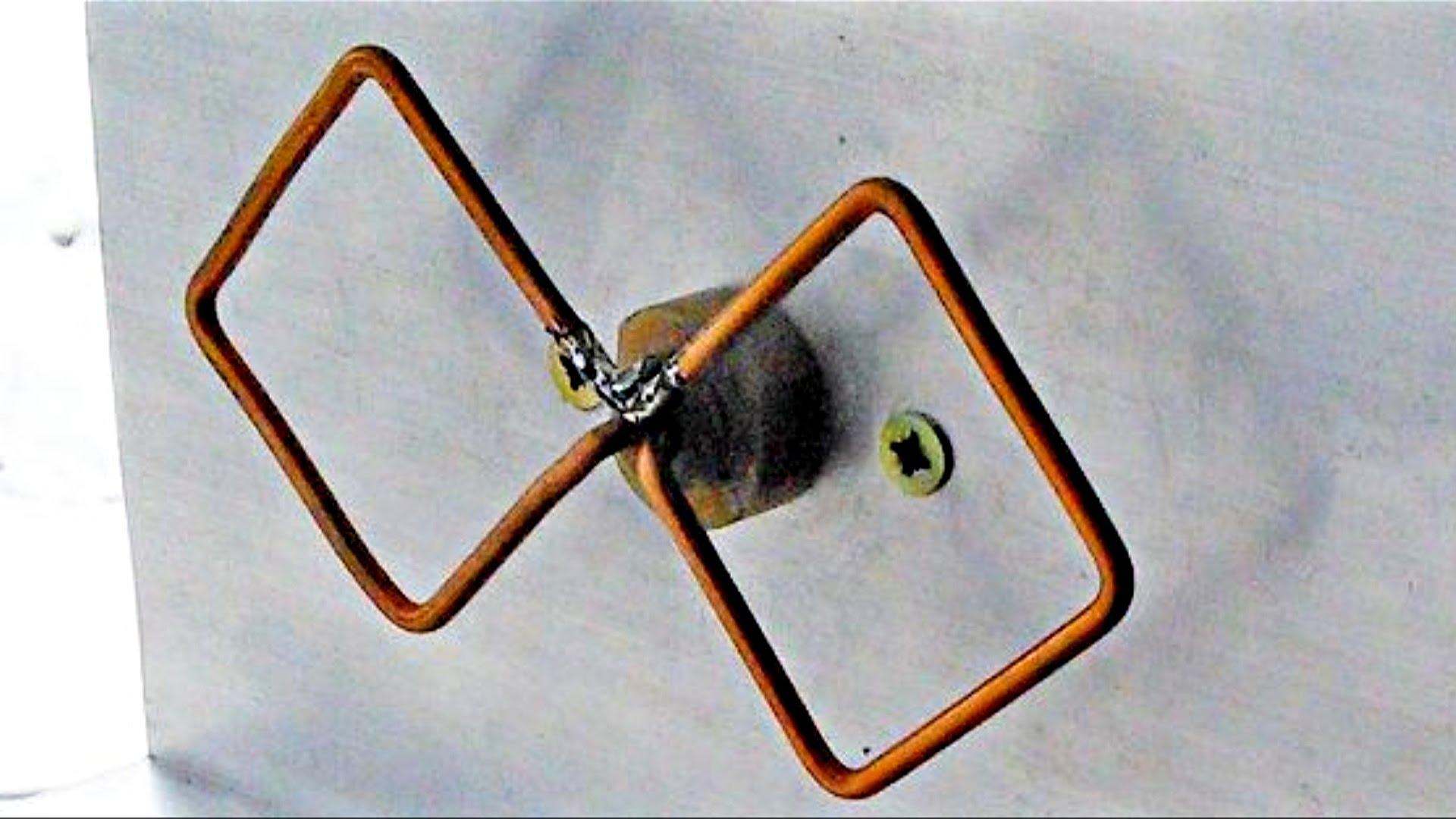 Простейшая антенна Вай Фай для ноутбука своими руками