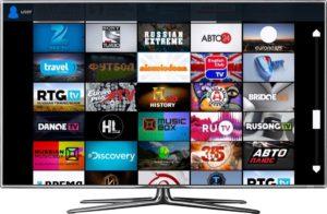 ТВ через Интернет на телевизоре без приставки