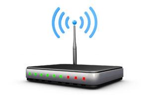 Роутер для кабельного телевидения иИнтернета