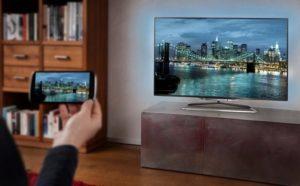 Как управлять телевизором с телефона через Wi-Fi