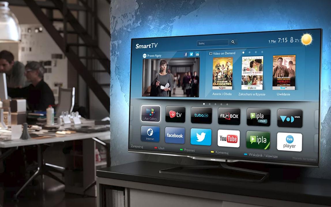 Wi-Fi-адаптеры для телевизоров Philips