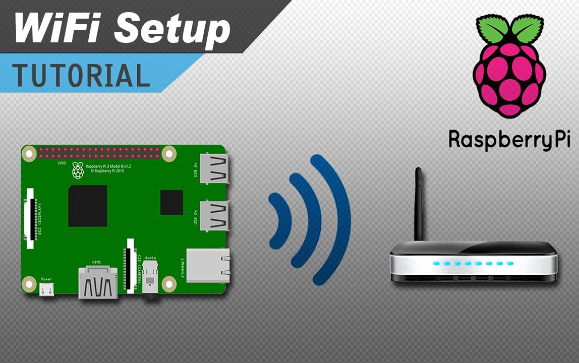 Подключение и настройка интернета Wi-Fi на Raspberry Pi
