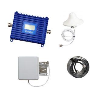 GSM репитер 4G LTE, комплект