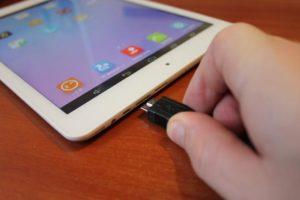 Как подключить планшет к Интернету через компьютер с помощью USB