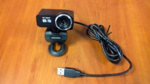 Веб-камера с удлинителем