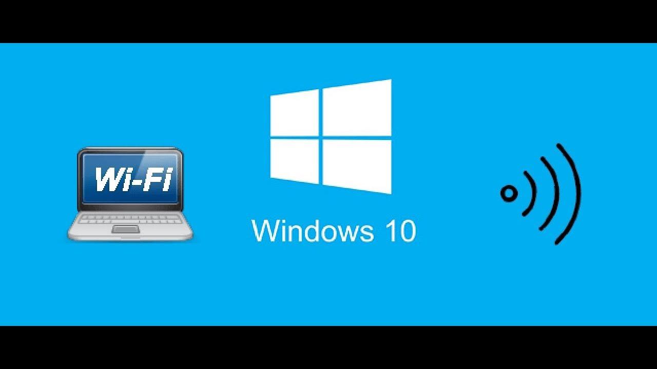 Windows 10 и Wi-Fi соединение