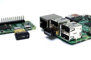 Установить WiFi-модуль в USB-порт
