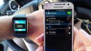 На дисплеях обоих устройств появятся пароли, если они одинаковые, нужно нажать кнопку «Подключиться»