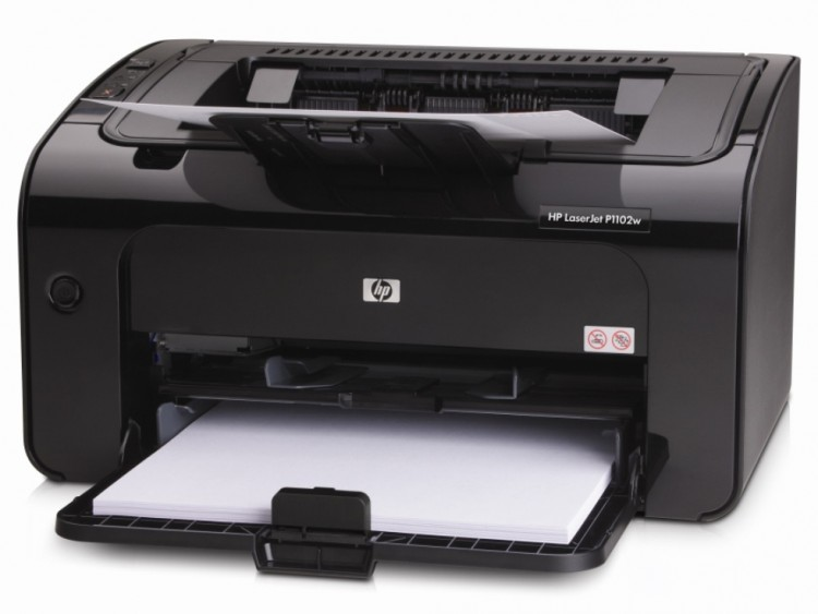 Принтер HP P1102w
