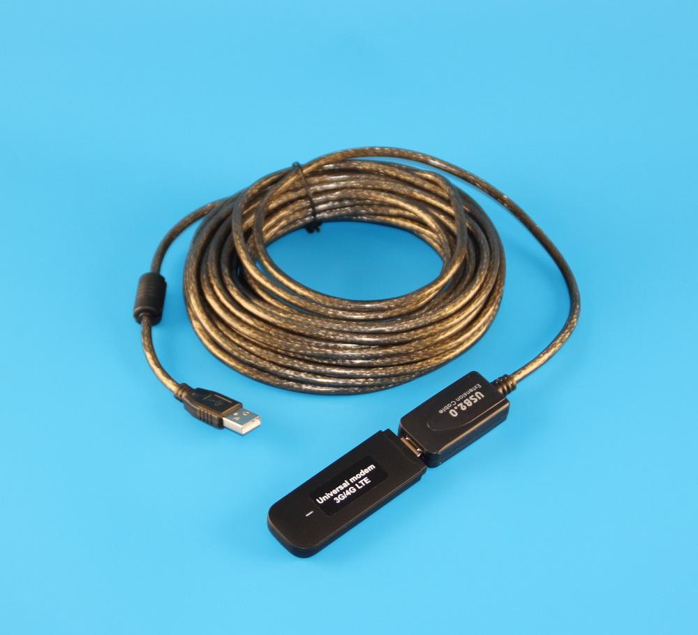 2.0 USB удлинитель 10м