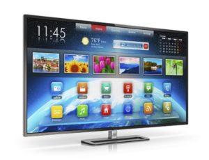 Телевизор с технологией доступа в интернет