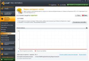 Сетевой экран Avast