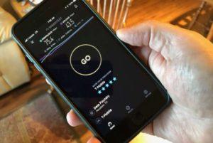 Замер интернет скорости на телефонном устройстве