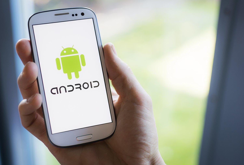 Мобильное устройство на платформе андроид