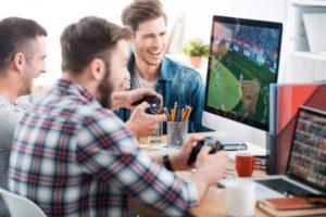 Создание сервера приложений или игр