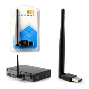 Wi-fi антенна для приставки