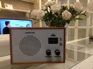 Самодельное интернет радио