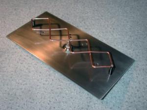 Рамка для двойной биквадратной антенны