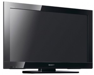 Подключение адаптера к телевизору Sony