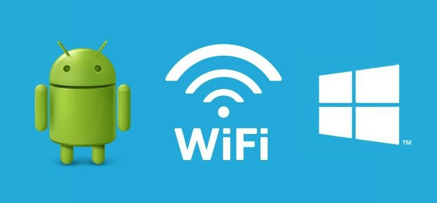 ПК и смартфон можно соединить для передачи документов
