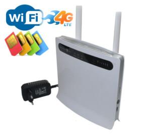4G-роутер с Сим-картой