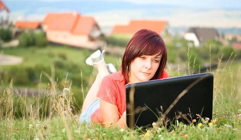 Интернет в деревне