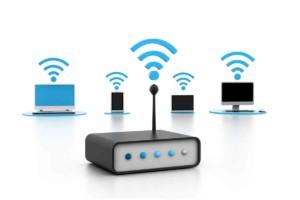 Мониторинг вай-фай сети осуществляется через программу