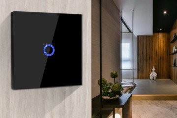 Вай-фай выключатель позволяет упростить и расширить управление освещением