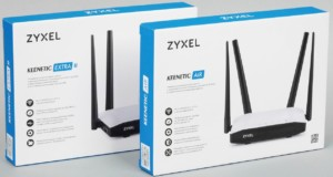 Модель Zyxel