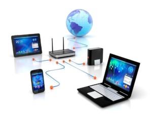 Чем больше людей пользуются одной сетью, тем меньше интернета они получают